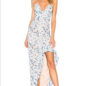 Revolve Lovers and Friends Hi-Low Dress